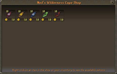 Team Cape Shop