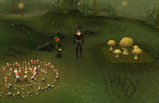 Fairy Ring Runescape Runehq