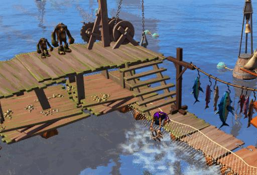 Fishing Swarm