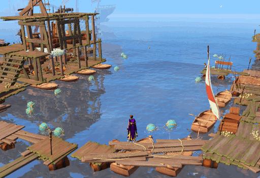 Deep Sea Visitors