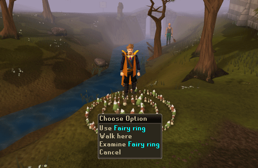 Fairy Ring Code Edgeville