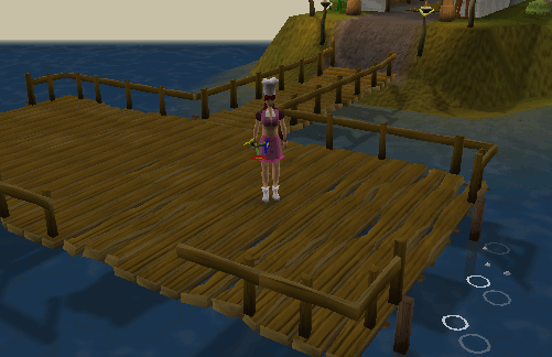 Fishing Docks