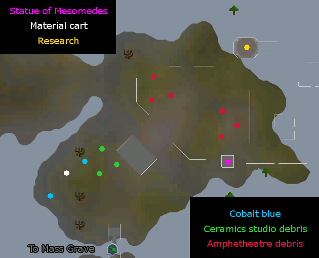 Everlight Dig Site Runescape Guide Runehq