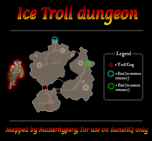 Ice Troll Dungeon