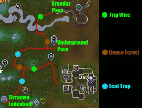 Image result for lletya map