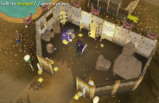 Crafting Potion Runescape