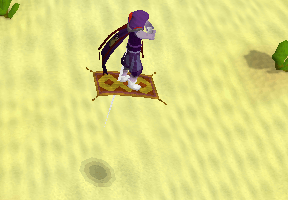 how to get to kharidian desert osrs