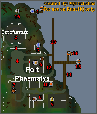 Port Phasmatys Runescape Guide Runehq