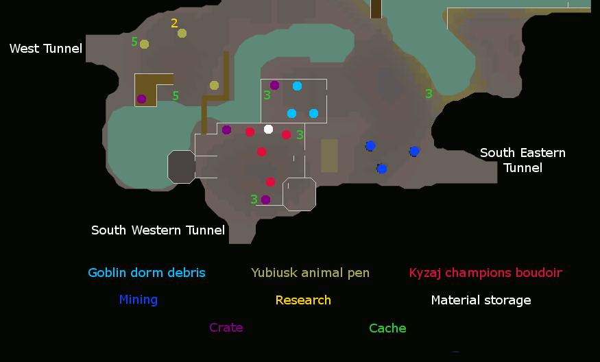 Warforge Dig Site Runescape Guide Runehq