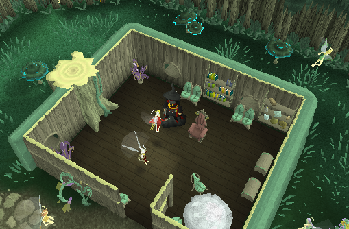 how to get into lost city runescape
