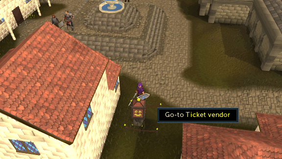 Ticket Vendor
