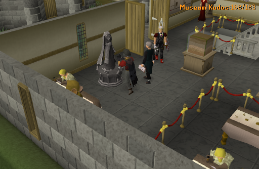 Bandos Throne Room Agility Course Bandos Agility Course