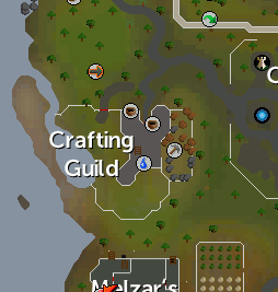 Guild Map