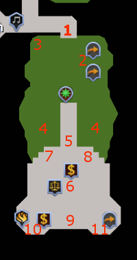 Max Guild Map