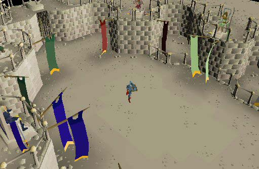 Champs Guild Basement