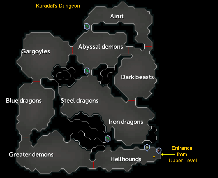 Ancient Caverns Runescape Guide Runehq