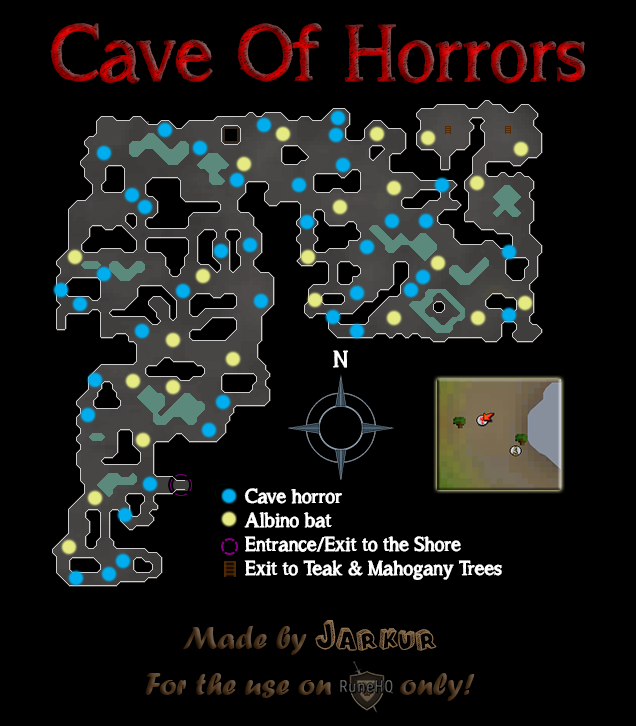 Cave Of Horrors