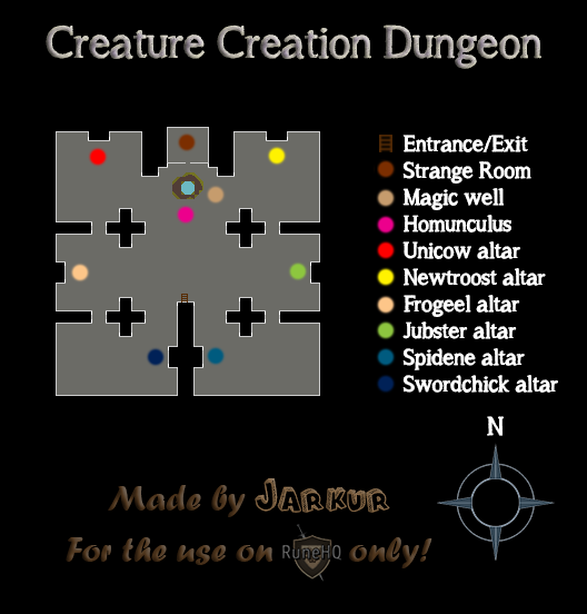 Creation Dungeon
