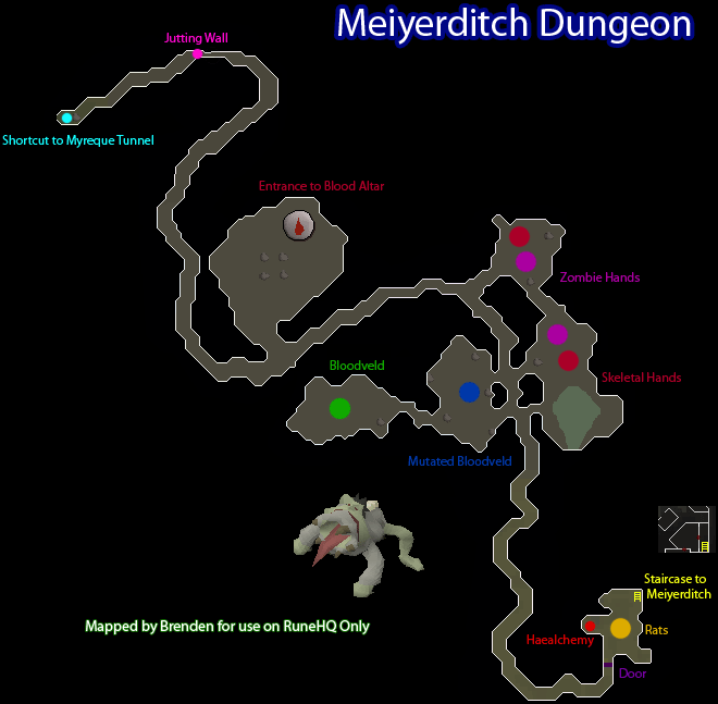 Meiyerditch Dungeon