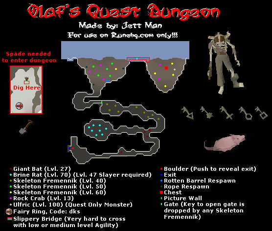 Olaf's Dungeon