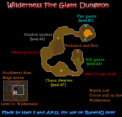 Fire Giant RuneScape - Pics about space