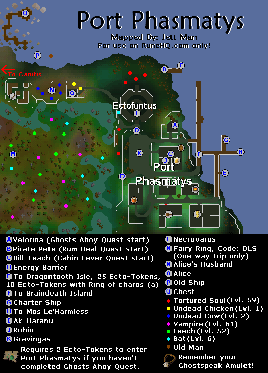 Port Phasmatys