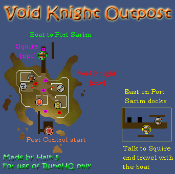 Void Knight Outpost