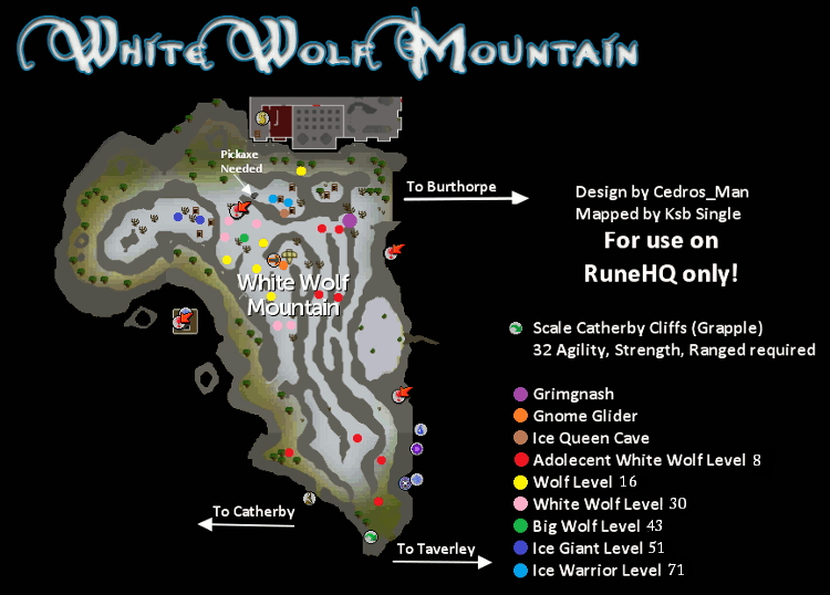 White Wolf Mountain
