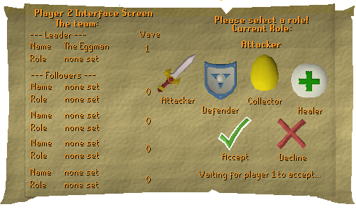 Recruit Scroll
