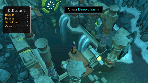 Armadyl entrance