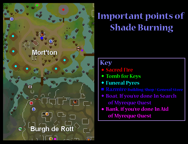 Shade Burning Map