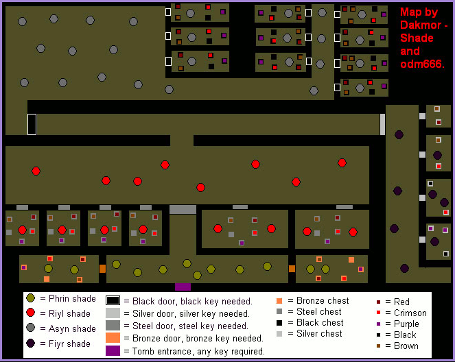 Tomb Map