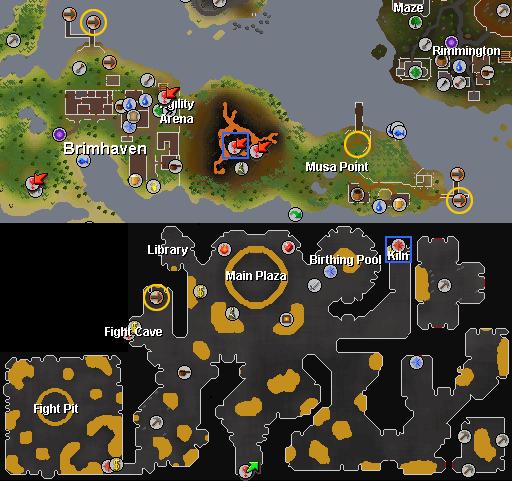 TokHaar Fight Kiln - RuneScape Guide - RuneHQ