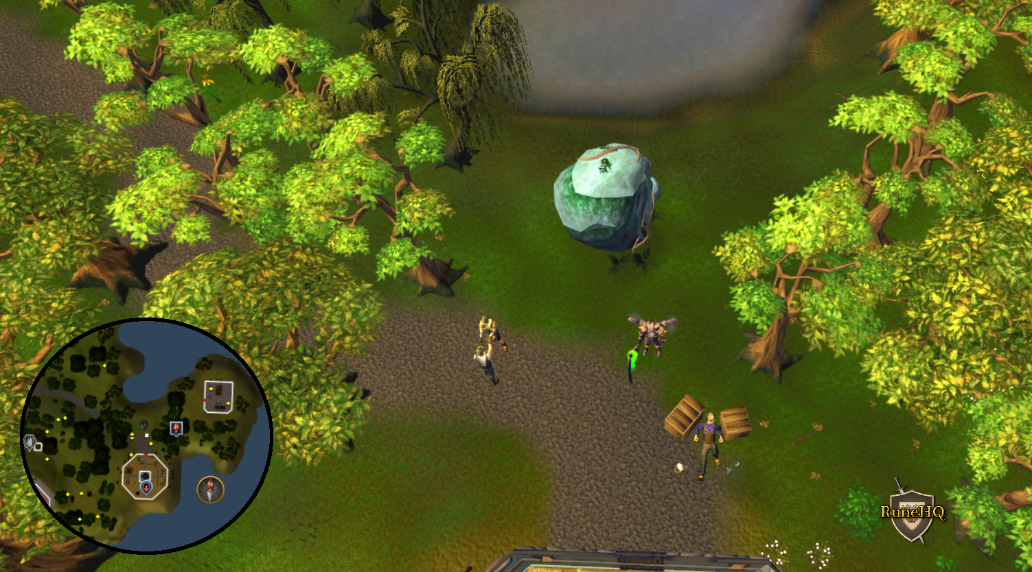 Treasure Trails - RuneScape Guide - RuneHQ