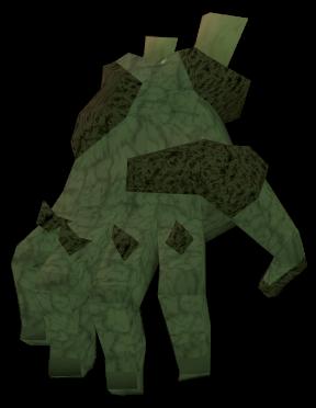 Crawling Hand Level 11 Runescape Monster Runehq