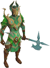 Elf Warrior (Lv 90)