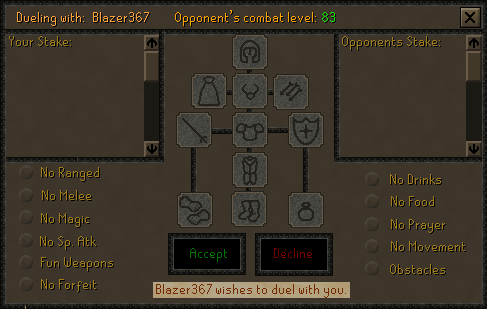how to make ring of dueling osrs
