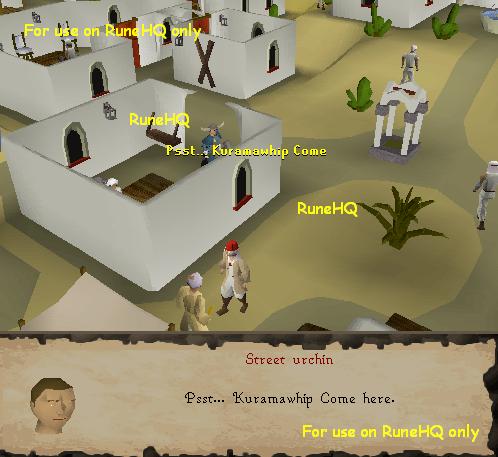 OSRS Rogue Trader - RuneScape Guide - RuneHQ
