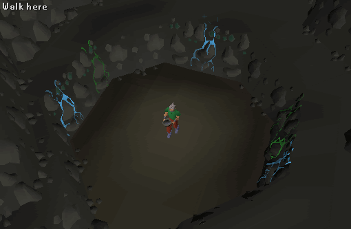 Tears of Guthix Cave