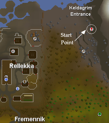 osrs how to get to dondakan