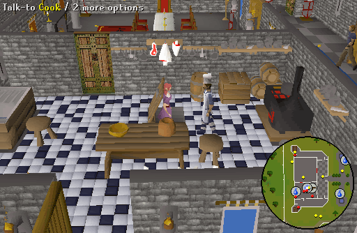 OSRS Cook's Assistant - RuneScape Guide - RuneHQ