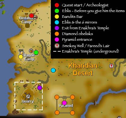 Osrs Desert Treasure Runescape Guide Runehq