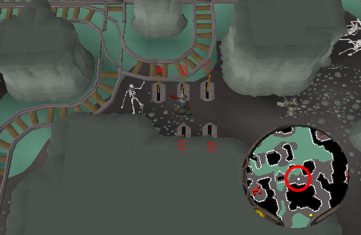 how to get to motherlode mine osrs