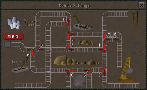 Osrs Haunted Mine Runescape Guide Runehq