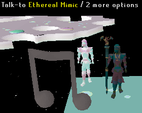 Ethereal Mimic