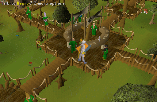 OSRS Monkey Madness - RuneScape Guide - RuneHQ