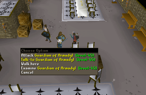 Guardian of Armadyl