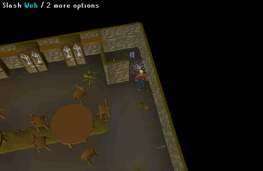 How Do I Make A Dungeon Room In Osrs