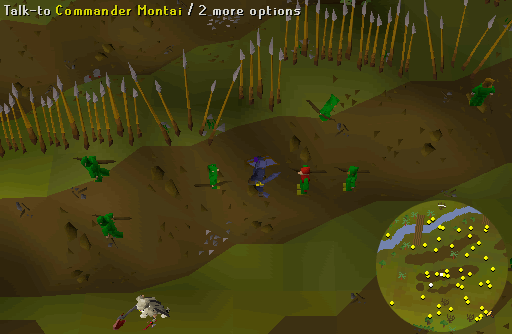 how to get to shilo village runescape osrs