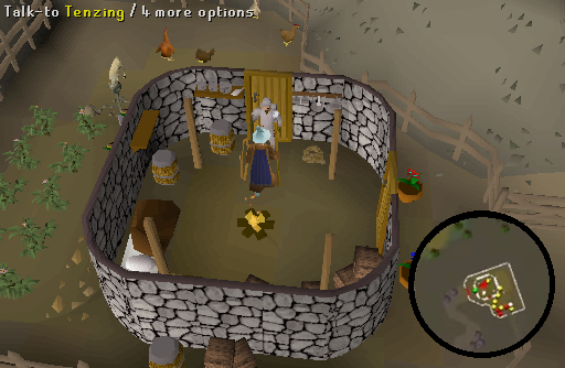 troll stronghold rs hq